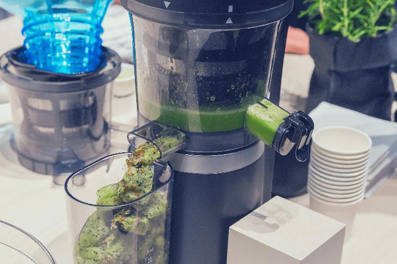 green juicer