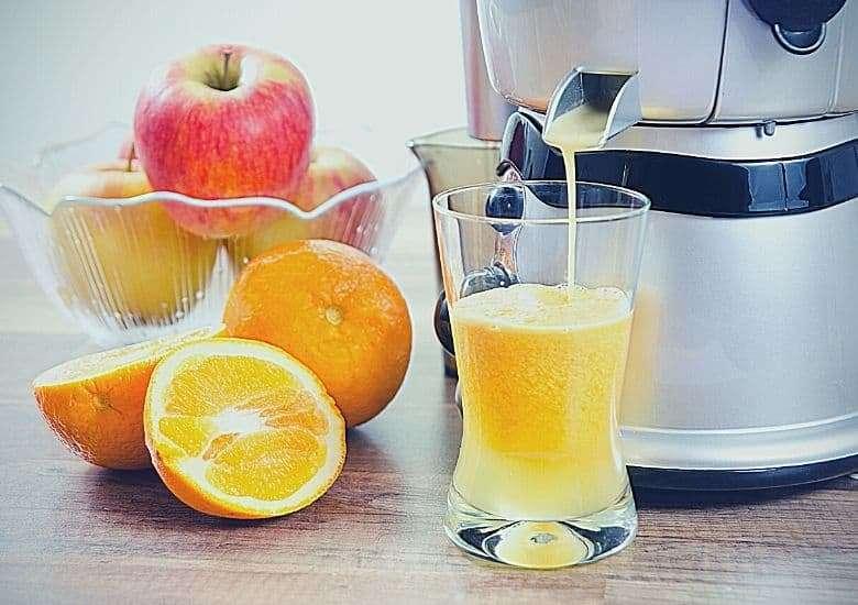 orange juice juicer